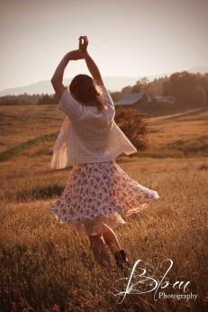 Dancing in Autumn